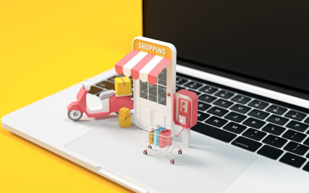 Qual é a importância de usar a comunicação no e-commerce?